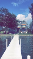 Lake house for our niece's 12th Birthday